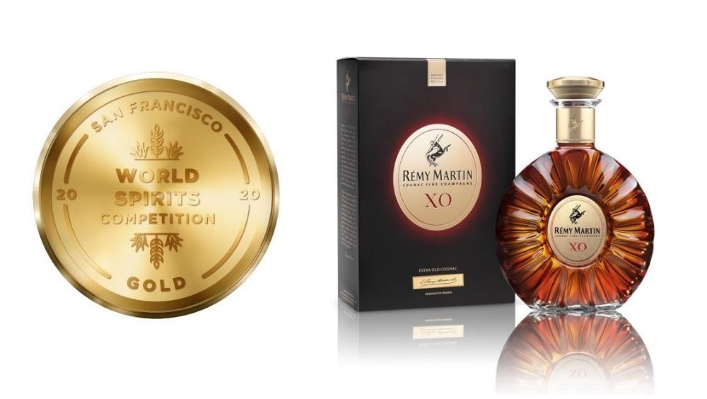 「レミーマルタン XO」 サンフランシスコ・ワールド・スピリッツ・コンペティションにてゴールドメダルを受賞