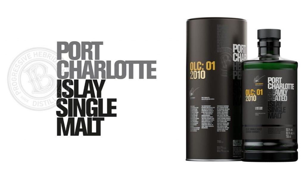 「ポートシャーロット OLC : 01 2010」数量限定発売のご案内